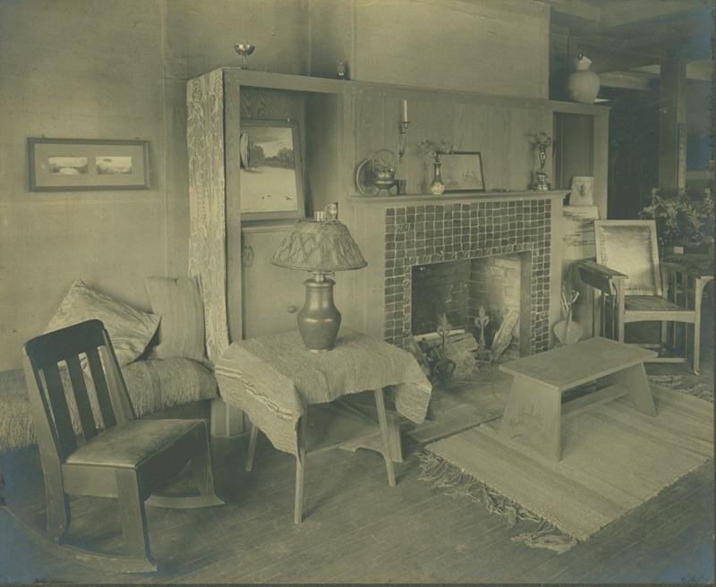 White Pines Living Room