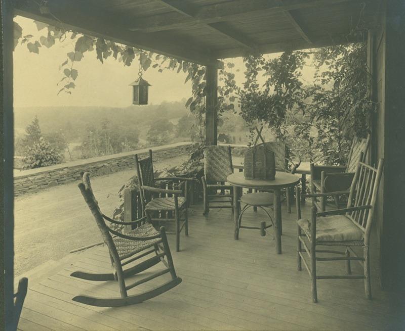 White Pines Porch