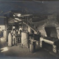 Interior of the Forge